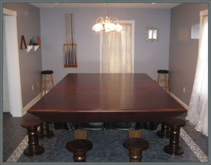 Custom Dining Room Table Top