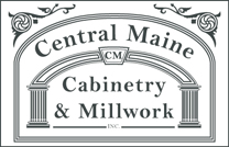 Central Maine Cabinetry and Millwork logo